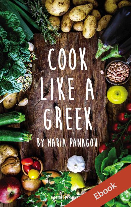 ebook Cook like a Greek