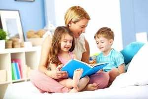 mum-reading