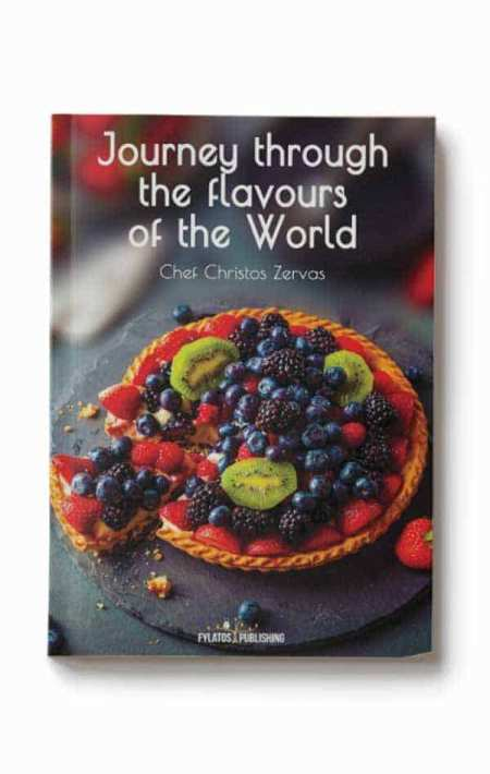 Cover of the book Journey through the flavours of the world
